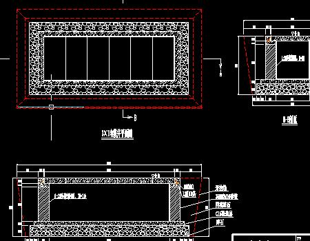 标准电缆井施工图纸免费下载图片