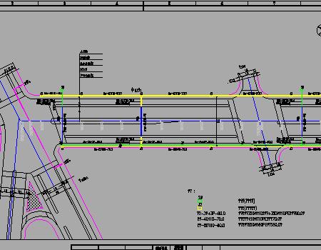 多路幅宽度市政道路弱电工程设计套图