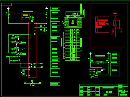 光伏升压站设计详图