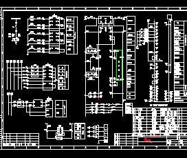 机电柜电气原理图