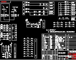 10kV高压柜电气设计图纸