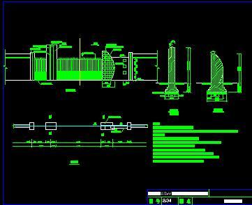 110kV户外式无人值班变电所全套施工图(含建筑结构电气)