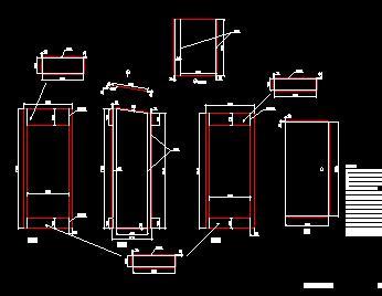电控柜电气设计图纸