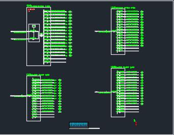 某医院10层手术部电气设计图