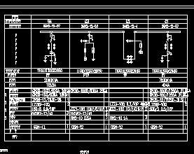 10KV高压柜电气原理图