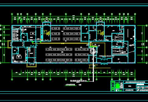 某厂区综合楼电气设计图纸