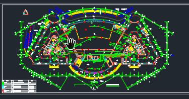12层综合楼弱电智能化设计图纸