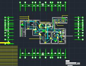 某41层住宅电气施工图纸