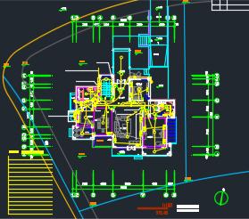某别墅电气施工图纸(含强电、弱电等)