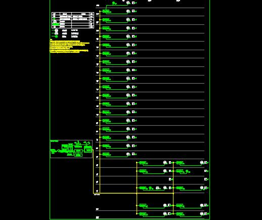 某办公楼智能化设计系统图