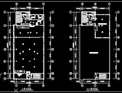 十二层办公楼电气设计图纸