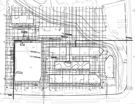 商业广场电气施工图纸(PDF格式)