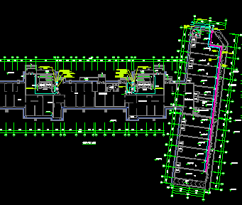 33层住宅楼电气施工图纸(含电气节能)