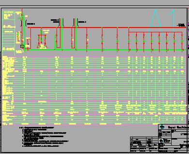 综合厂房项目强电工程电气施工图(PDF格式)