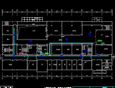 医院大楼弱电智能化项目施工图纸(含16项弱电设计)