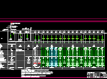 医院配电室工程施工设计图