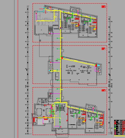 幼儿园建设弱电智能化系统设计施工图