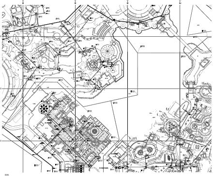 大型游乐园图纸10KV开闭站v图纸项目平免费下粗意思表示图纸什么中线图片