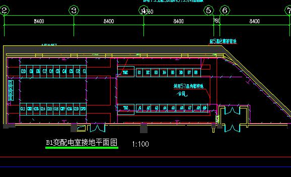 某大型商场建设电气工程设计施工图