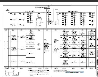 大型综合办公楼项目电气施工图纸(PDF格式)