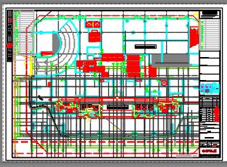 二十六层公寓楼项目电气施工图