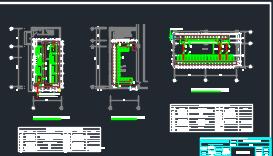 热力变电所综合楼、厂房工程电气施工图
