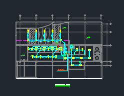 某商场二次装修电气施工图