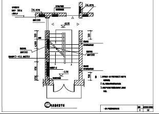 住宅楼电气安装施工图全套(PDF格式)