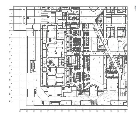 某公司办公楼电气装修设计图纸(PDF格式)