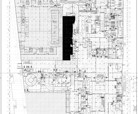 大型商业及办公楼项目电气施工图纸(PDF格式)