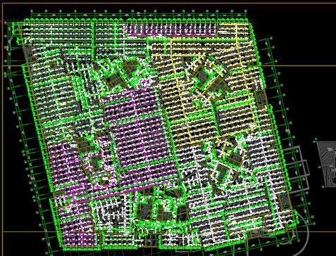 金融广场给排水设计图纸(含计算书)