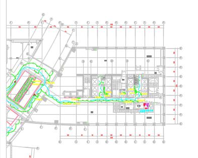 商业楼及办公楼项目精装电气施工图纸