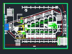 某办公楼电气施工图
