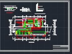 某办公楼工程电气施工图