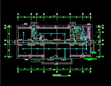 某九层办公楼电气施工图纸