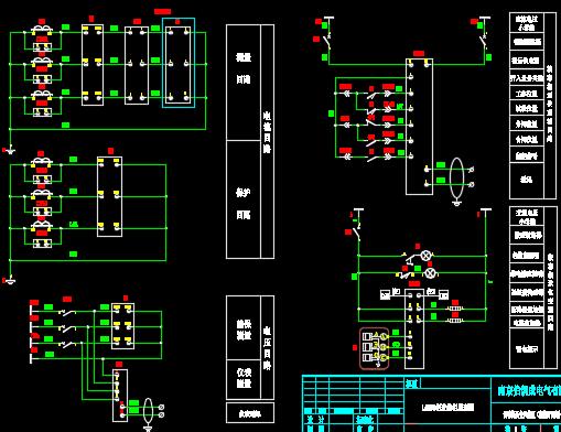 某配电室高压柜KYN28-12进线柜原理图