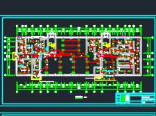 二层综合办公楼电气施工图