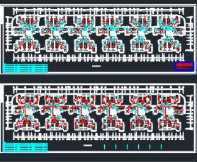 三十二层住宅楼电气施工图