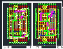 六层研发楼电气施工图