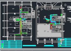 二十二层办公楼电气施工图