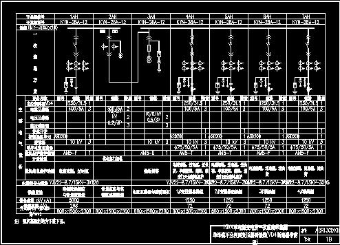 电气综保图集(CAD版本)
