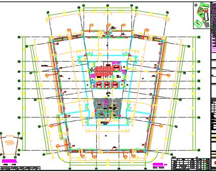 教学楼幼儿园等全套施工图纸(建筑结构水暖电)