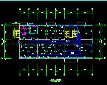某20MW光伏电站综合楼电气设计图纸