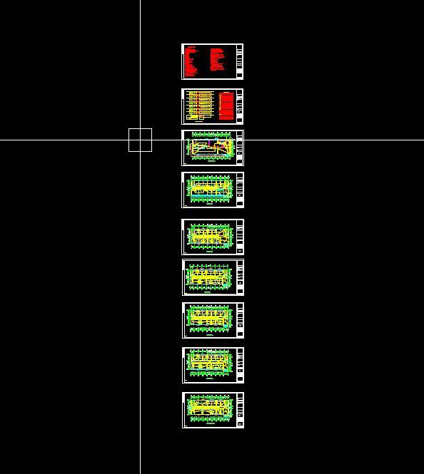 山区隧道水源井设计图免费下载 - 独立泵房及机房图