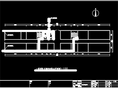 冶金厂消防给排水施工图纸