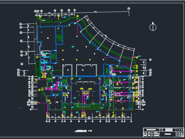 十四层商住楼建筑给排水毕业设计(含图纸)