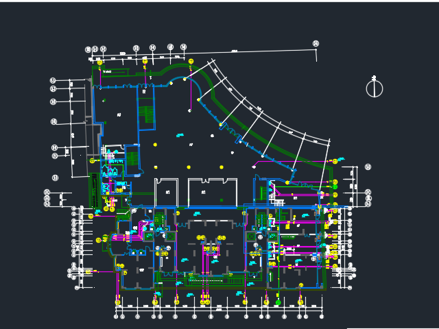 十五层商住楼建筑给排水毕业设计(含图纸)