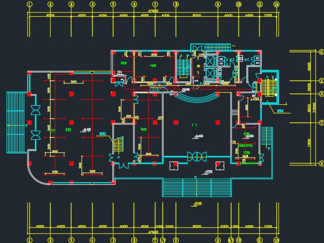 十六层办公楼建筑给排水毕业设计(含图纸)