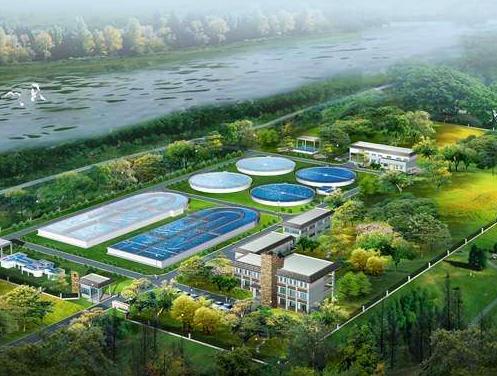某大学污水厂毕业设计(含图纸)