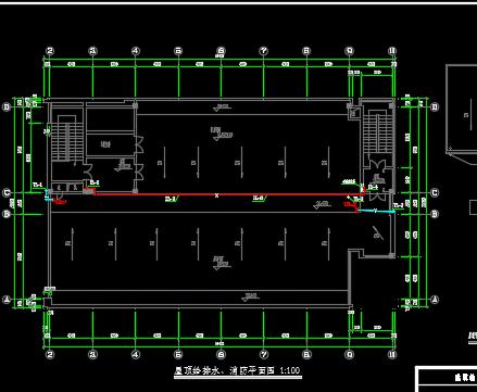 建筑给排水课程设计